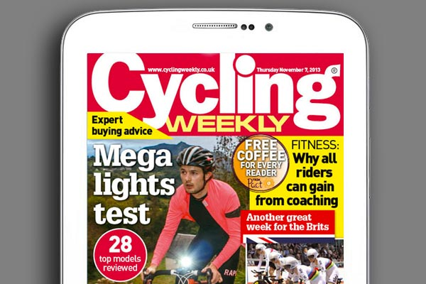 Cycling Weekly on Android