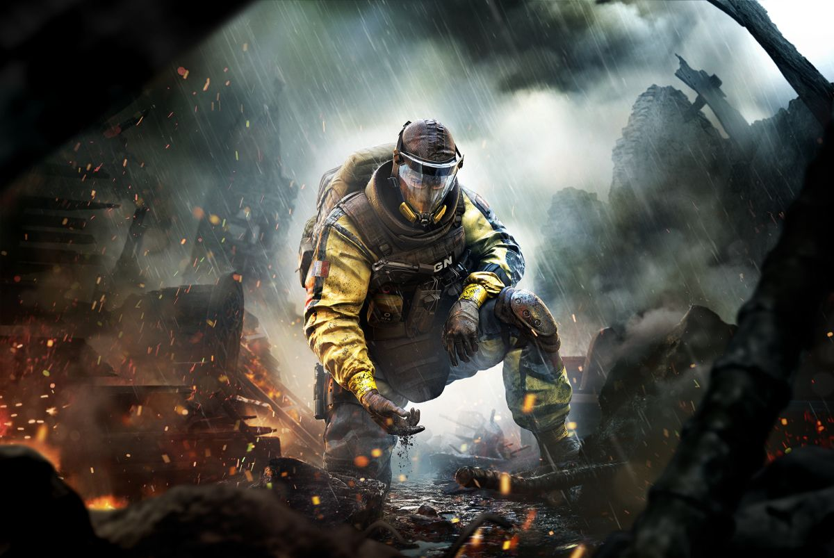 Everything You Need To Know About Rainbow Six Siege's Next