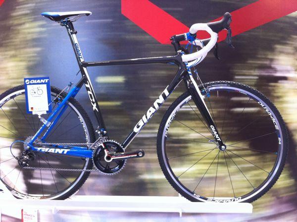 Giant TCX, Eurobike 2010