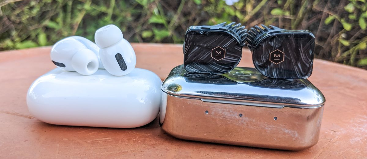 Apple AirPods Pro vs. Master & Dynamic MW07 Plus: Which wireless noise-cancelling earbuds win? - Tom's Guide