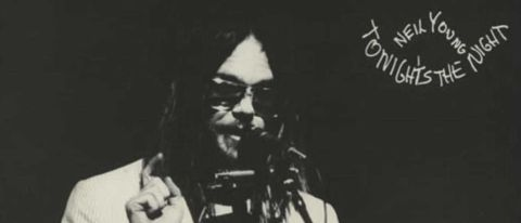 Neil Young: Tonight's The Night cover artwork