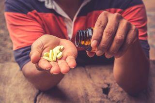 pills, man