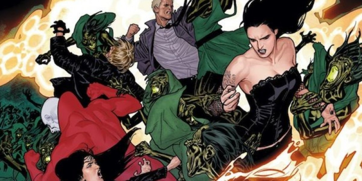 A desperate moment for Justice League Dark