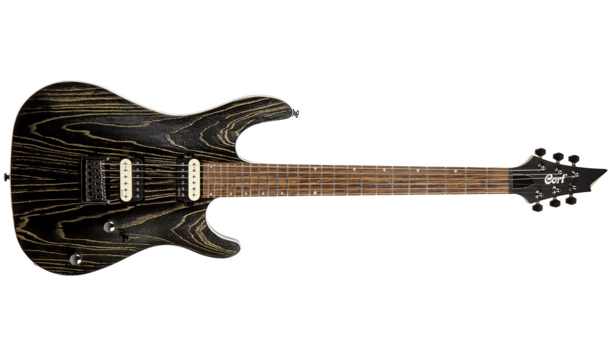 Cort unveils new EMG-loaded and sandblasted KX300 Etched guitars