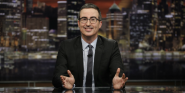 The Strange Situation Between HBO's John Oliver And China