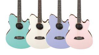 Ibanez Talman acoustic guitar