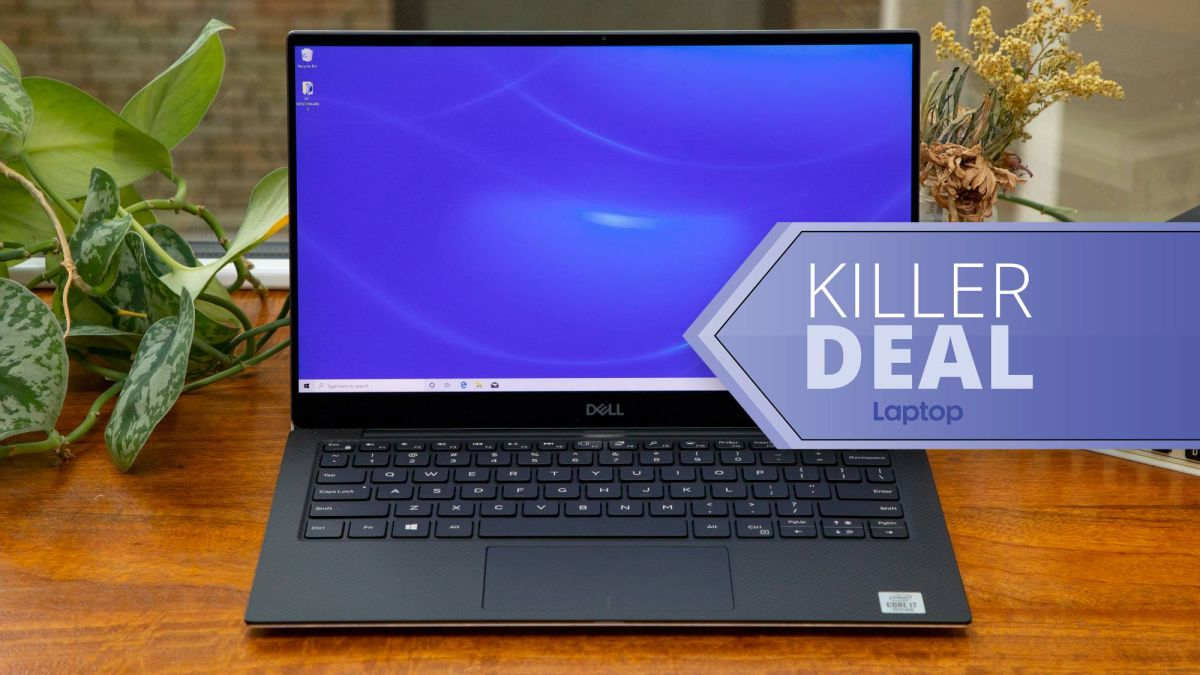 Dell XPS 13 now $237 off in cheap laptop deal