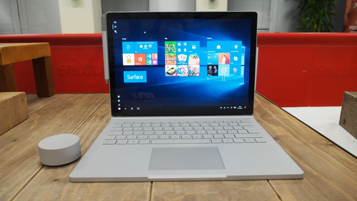 Microsoft Surface Book 2 (13 5-inch) review | TechRadar