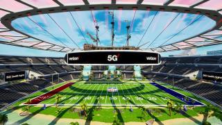 Verizon 5G SuperStadium