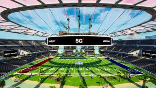 Verizon 5G SuperStadium