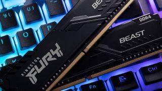 Kingston Fury Beast DDR4 RAM
