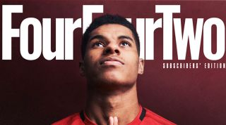 FourFourTwo cover