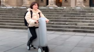 Poimo electric scooter