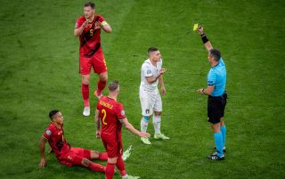 Italy Euro 2020 yellow cards