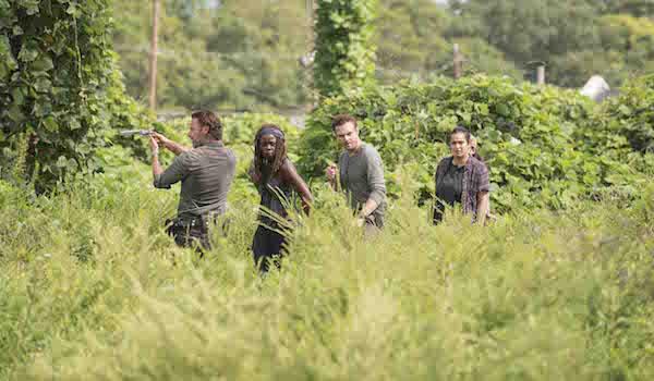 rick's group season 7 walking dead