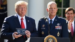 Trump Launches US Space Command to Control the 'Next Warfighting Domain'