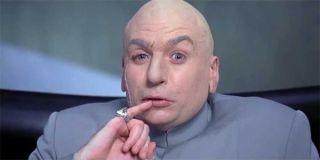 Dr Evil Austin Powers Pinkie