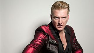 A portrait of Josh Homme