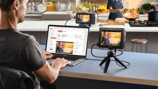 Blackmagic Design Video Assist Webcam