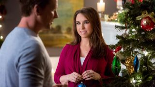 Lacey Chabert in 'A Wish for Christmas'