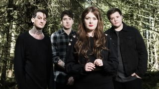 This is a photo of TeamRock's New Band Of The Week, Making Monsters