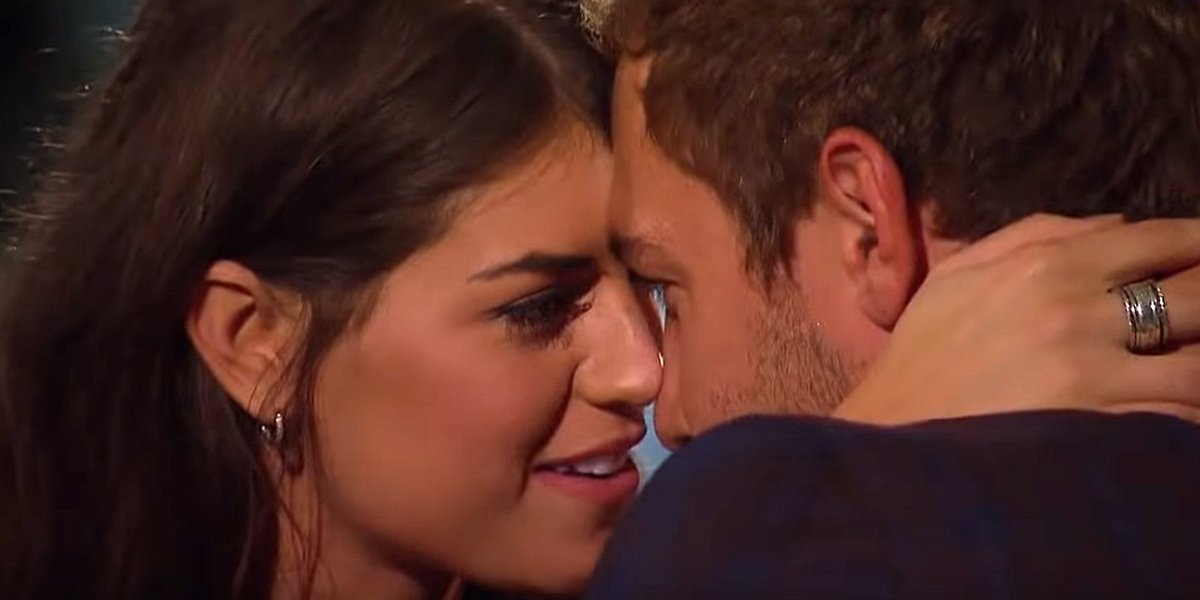 The Bachelor Madison Prewett and Peter Weber ABC