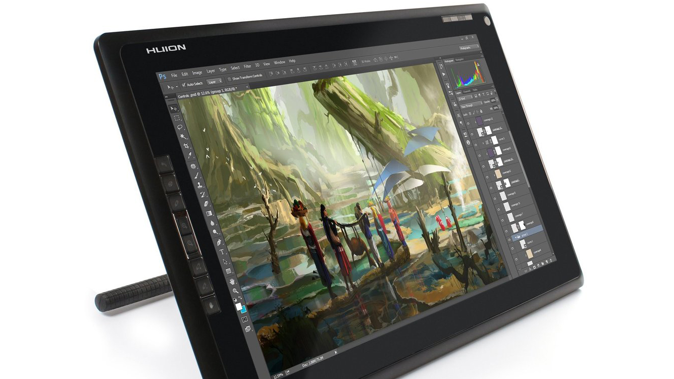 The Best Drawing Tablet Our Pick Of Graphics Tablets In 2018 Creative Bloq