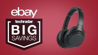 Bing savings on Sony WH-1000XM4 at eBay