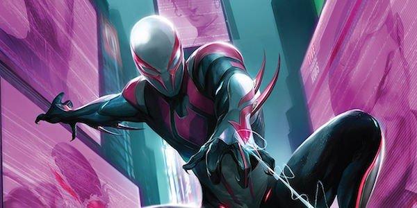 Spider-Man 2099 comics