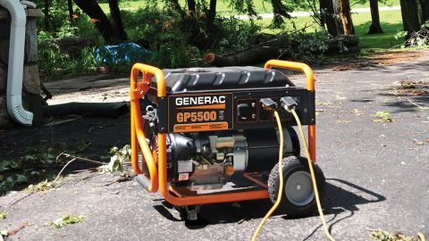 Generac GP5500 (5939) review
