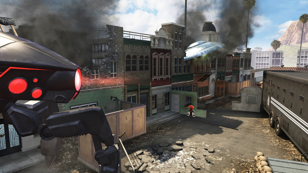 Call Of Duty: Black Ops 2 Uprising DLC Released On Xbox 360 #26394