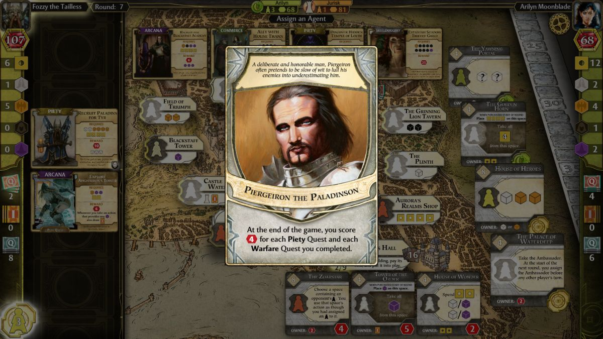 The Best Dungeons Dragons Board Game Is Now On Steam Pc Gamer