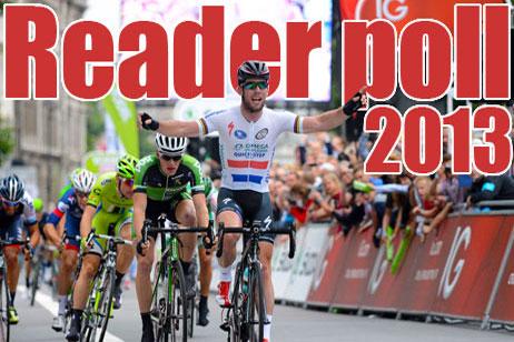 Cycling Weekly 2013 Reader Poll