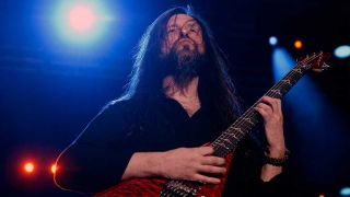 Oli Herbert from All That Remains