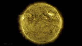NASA sun timelapse