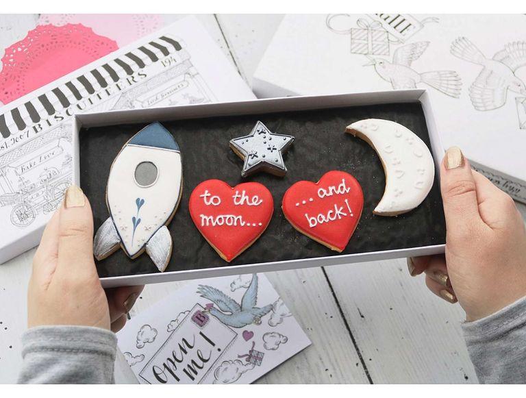 Biscuiteers valentines day gifts