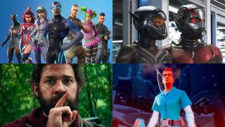 Fortnite season 4, Ant-man and the Wasp, A Quiet Place and Darwin Project