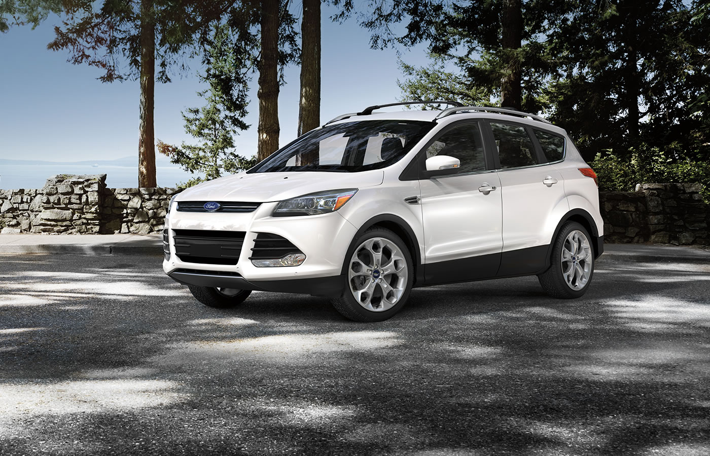 2016 Ford Escape Tested: Sync 3 (Mostly) Shines | Tom's Guide