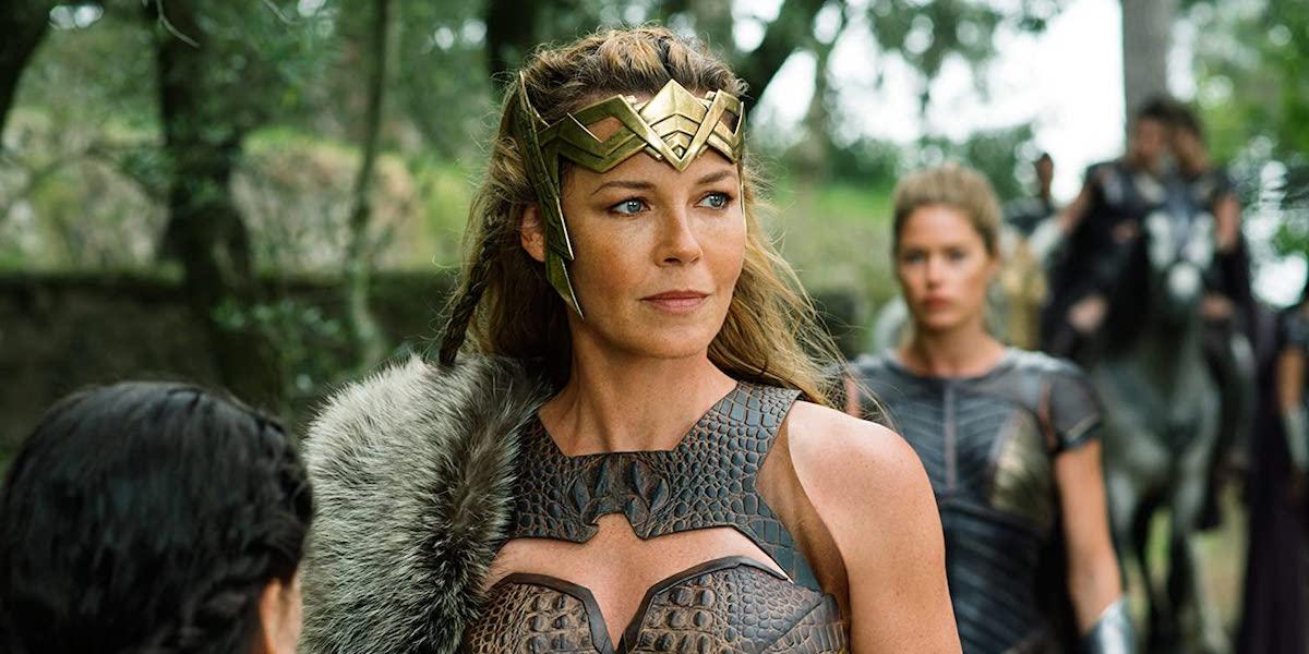 Connie Nielsen as Hippolyta in Wonder Woman