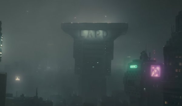 Blade Runner 2049 Los Angeles