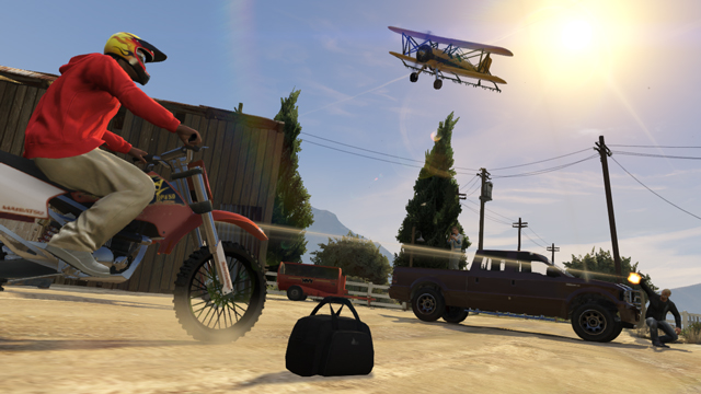 GTA 5 Online Title Update 1.12 Released, Capture Jobs Offering Double RP And Cash #31032