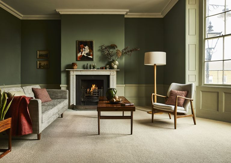 Types of carpet: Carpetright Country Living Dakota Wool Carpet