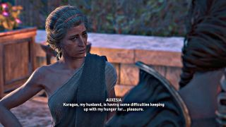 Assassins creed odyssey best romance option