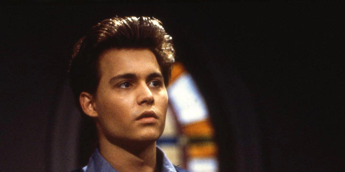 Johnny Depp in 21 Jump Street