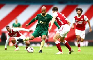 Arsenal v Sheffield United – Premier League – Emirates Stadium