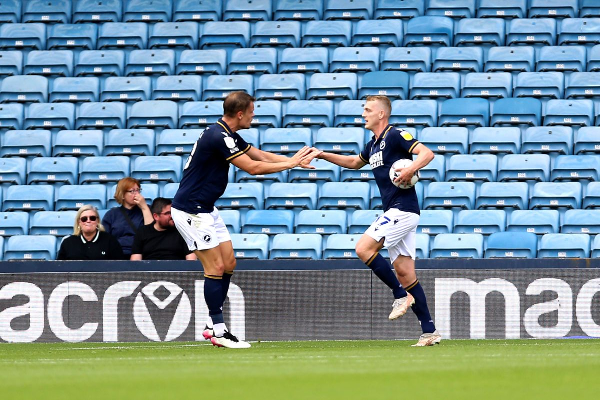Millwall hit back to secure third successive draw against Coventry