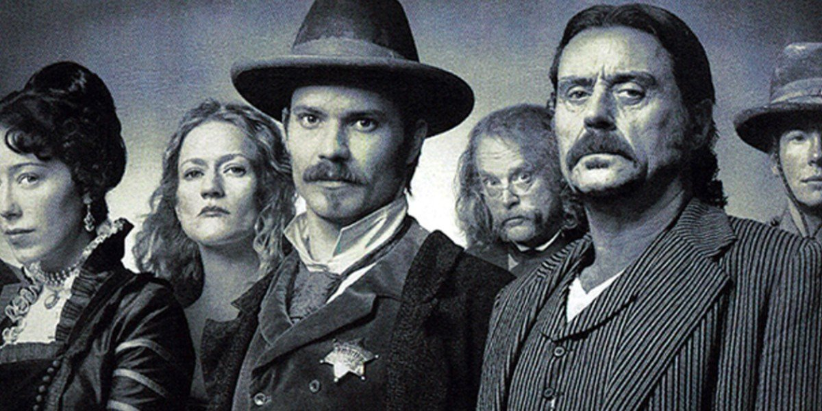 The Cast of Deadwood