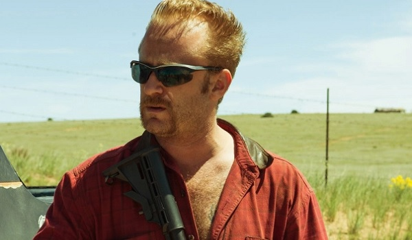 Ben Foster Hell Or High Water Armed