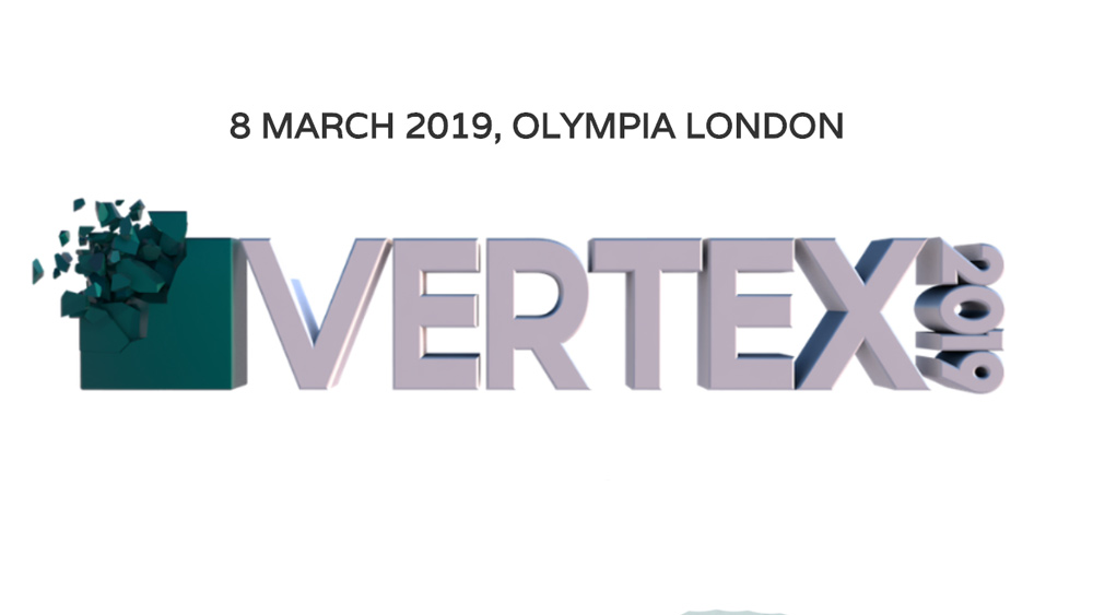 Vertex 2019 tickets now on sale! | Creative Bloq