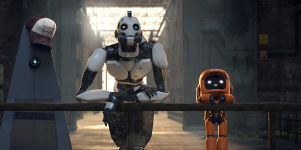Love Death and Robots still